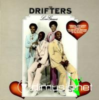 The Drifters - Love Games LP - 1975