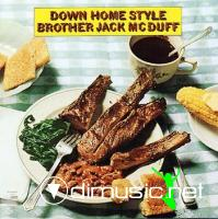 Brother Jack McDuff - Down Home Style LP - 1969