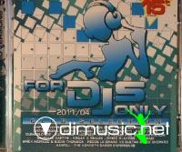 For DJs Only 2011/04 (Club Selection)(mtu/mb)