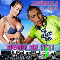Amnezia Summer Mix 2k11 (2011)(mtu/mb)