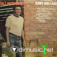 Bill Whiters - Just As I Am LP - 1971