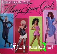 Mary Jane Girls - Only Four You (1985)