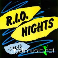 Mr. B - R.I.O. Nights - Single 12'' - 1988