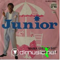 "Junior - Mama Used To Say - 12"" - 1981"