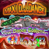VA - Maxi D.J. Dance Vol.0182 (New Dance) (2011)