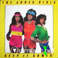 The Jones Girls - Keep It Coming LP - 1984
