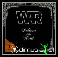 War - Deliver The Word LP - 1973