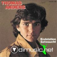 Thomas Anders -  Endstation Sehnsucht  - Single 7'' - 1984