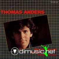 Thomas Anders -  Wovon Traumst Du Denn (In Seinen Armen) - Single 7'' - 1983