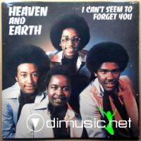 Heaven & Earth - I Can't Seem To Forget You LP - 1976