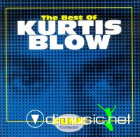 Kurtis Blow - The Best Of CD - 1994