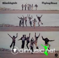 The Blackbyrds - Flying High LP - 1974