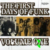 VA - The First Days Of Funk CD - 2005