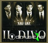 An Evening with il Divo Live in Barcelona (2009) [CD and DVD]