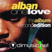 Dr. Alban - One Love The Album (Second Edition)