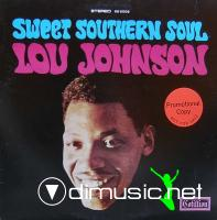 Lou Johnson - Sweet Southern Soul LP - 1969