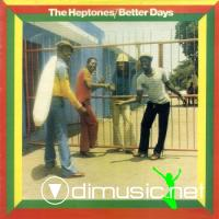 The Heptones - Better Days LP - 1978