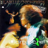 LaBelle - Nightbirds LP - 1974