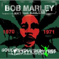 Bob Marley & The Wailers - Soul Revolutionaries: The Early Jamaican Albums 1970-1971 CD -  2005