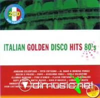 Various - Italian Golden Disco Hits 80's