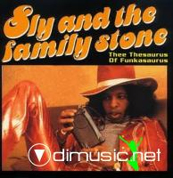 Sly & The Family Stone - Thee Thesaurus Of Funkasaurus CD - 2001