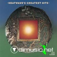 Heatwave - Greatest Hits LP - 1984