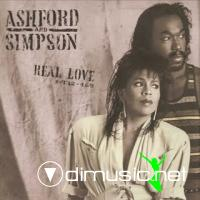 Ashford & Simpson - Real Love LP - 1986