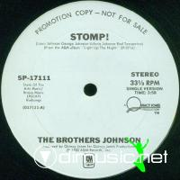 Brothers Johnson - Stomp - 12'' - 1980