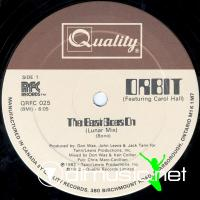 Orbit  Featuring Carol Hall - The Beat Goes On (QRFC 025)
