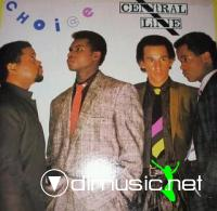 Central Line - Choice LP  1983