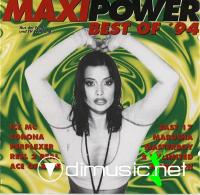 Various - Maxi Power Best Of 1994