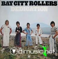 Bay City Rollers - Dedication LP - 1976