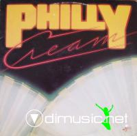 Philly Cream - Philly Cream LP - 1979