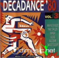 Various - Decadance '80 Vol. 3