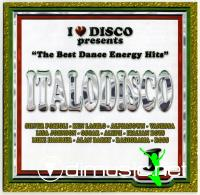 Various - I Love Italodisco NRG Vol. 1,2