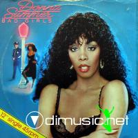Donna Summer - Bad Girls - 12'' - 1979