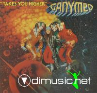 Ganymed - Takes You Higher LP  (1978)