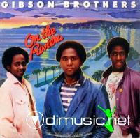 Gibson Brothers - On The Riviera LP - 1980