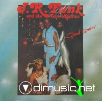 J.R. Funk & The Love Machine - Good Lovin' LP - 1981