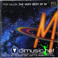 M (2) - Pop Muzik The Very Best Of M