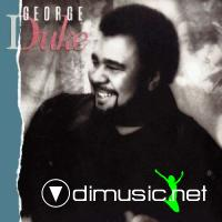 George Duke - George Duke LP - 1986