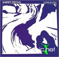 Barrett Strong - Love Is You LP - 1987