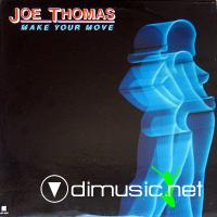 Joe Thomas - Make Your Move LP - 1979
