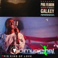 Phil Fearon & Galaxy - This Kind Of Love LP - 1985