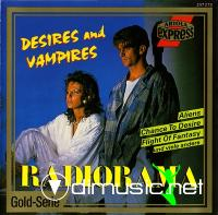 Radiorama - Desires And Vampires (1988)