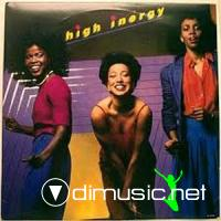 High Inergy - High Inergy LP - 1981