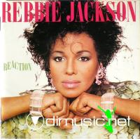 Rebbie Jackson - Reaction LP - 1986