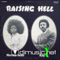 Norma Jean & Ray J. - Raising Hell LP - 1974