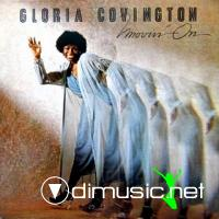 Gloria Covington - Movin' On LP - 1980