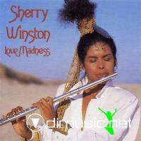 Sherry winston - Love Madness LP - 1989